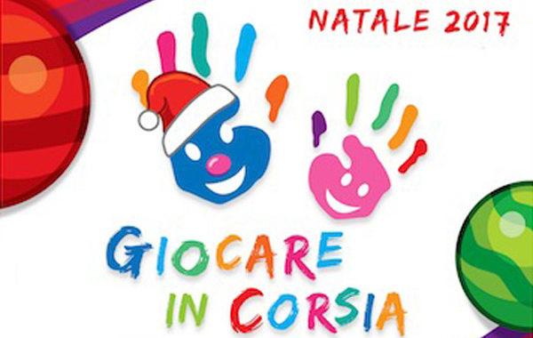 Natale 2017 con Giocare in Corsia