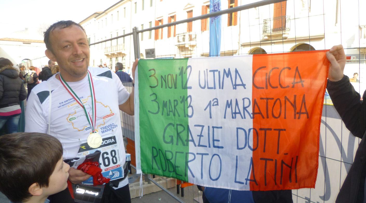 31.05.2018 Giornata Mondiale senza Tabacco a Treviso