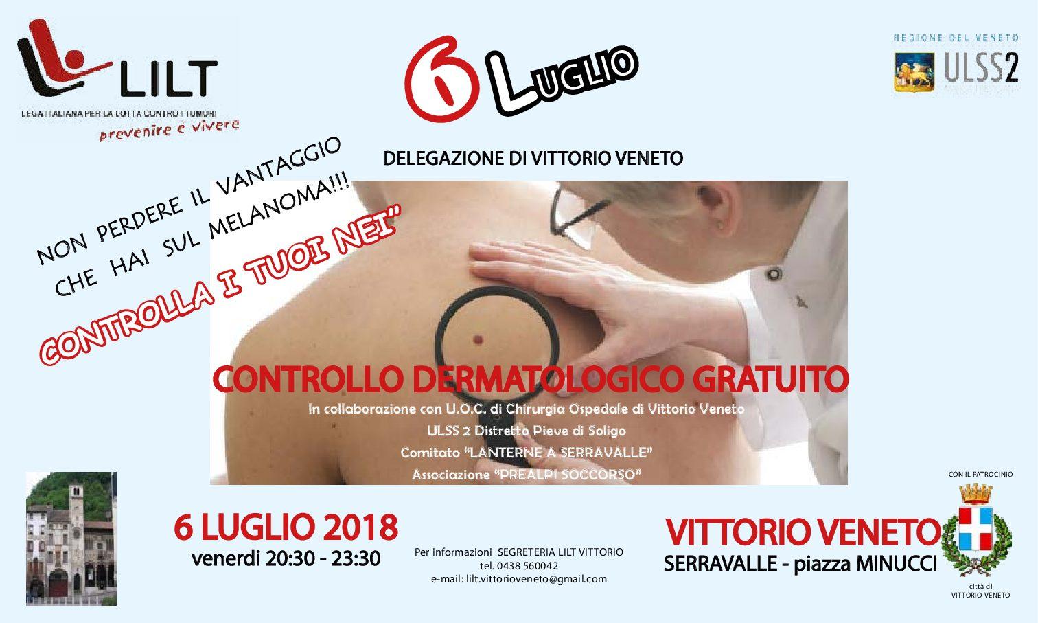 06.07.2018 Visite controlli nei a Serravalle