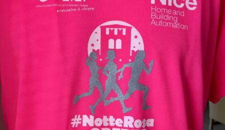 """4000 donne a Oderzo per la """"Notte in Rosa"""" venerdì 20 luglio"""