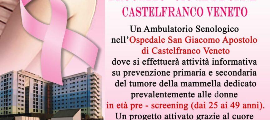 """Progetto """"Giovani donne"""" Castelfranco Veneto"""