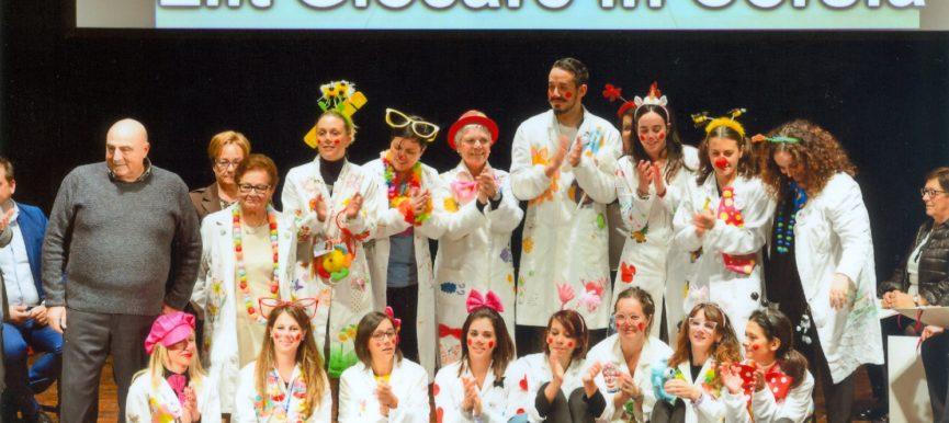 Premio Civilitas ai volontari del Progetto Giocare in Corsia della LILT