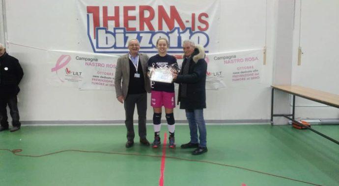 28.12.2018 Volley Marca Paese, 1° Trofeo dell'amicizia