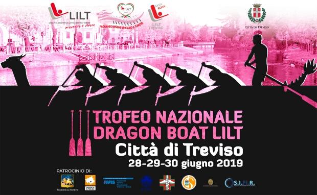 Treviso - 3° Trofeo Nazionale Dragon Boat - 28/29/30 giugno