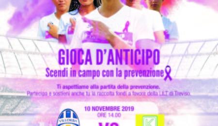 10.11.19 Villorba Calcio vs. Keralpen Calcio Femminile Belluno
