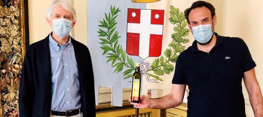 Lilt Treviso dona al Comune un kit per i cittadini in difficoltà