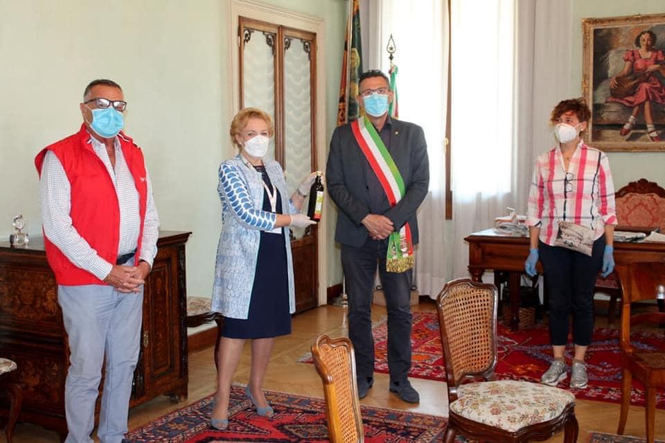 Un legame speciale...con il Comune di Castelfranco Veneto!