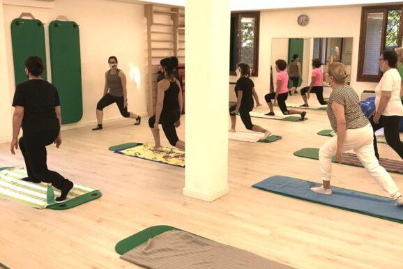 Delegazione di Oderzo: al via i corsi di ginnastica!