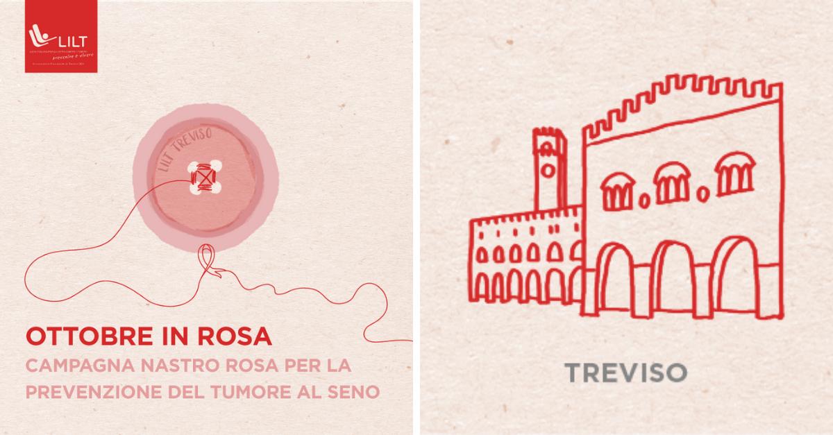 L'Ottobre in Rosa della Delegazione di Treviso