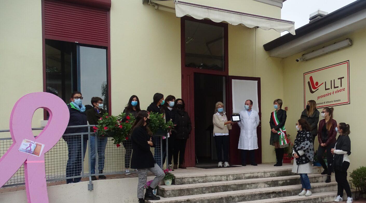 Delegazione di Vittorio Veneto: scatti rubati dalle visite di sabato 17 ottobre