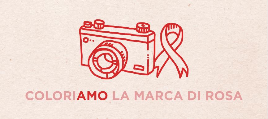 """Arriva il contest fotografico """"ColoriAMO la Marca di rosa!"""""""