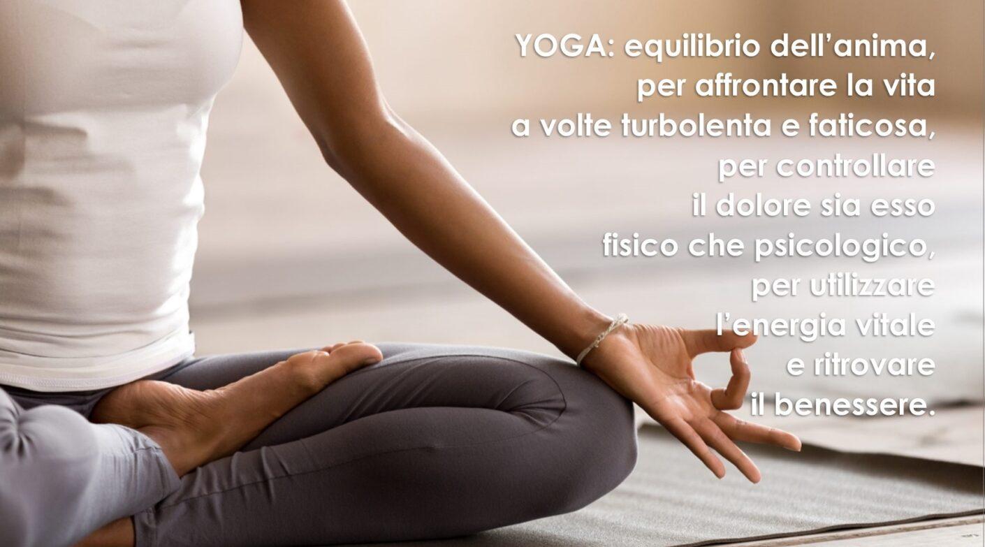 Delegazione di Vittorio Veneto: in arrivo il corso di Yoga!