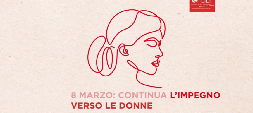 Continua l'impegno a favore della donna da parte di LILT Treviso e della Consulta Provinciale femminile