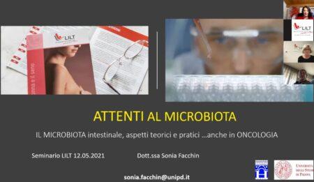 Percorsi di Salute: Attenti al Microbiota!
