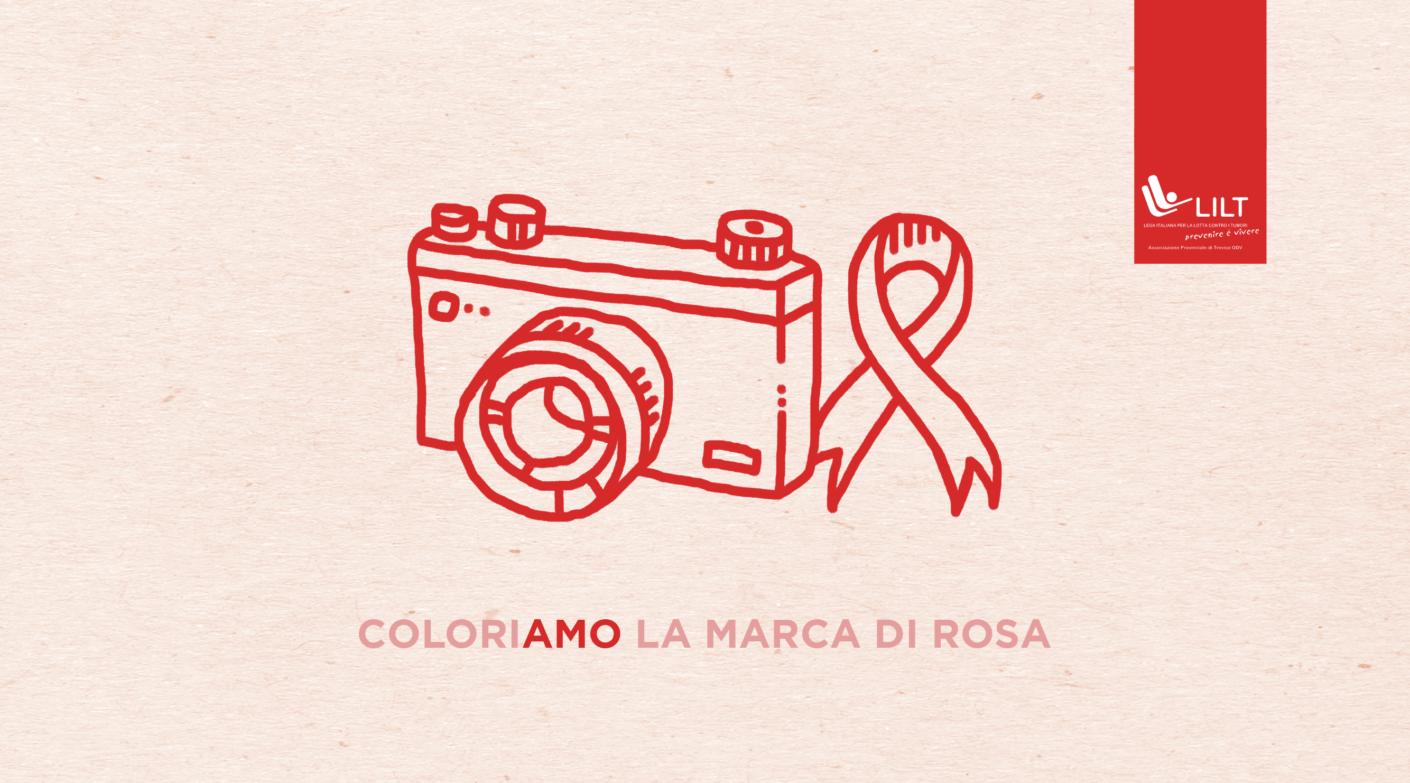 """Torna il contest """"ColoriAMO la Marca di rosa!"""""""
